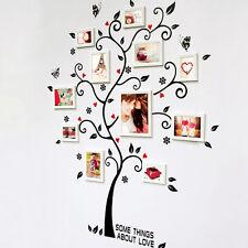 #1 Baum Wandaufkleber Wandsticker Dekoration Wandtattoo Wanddeko Kinderzimmer