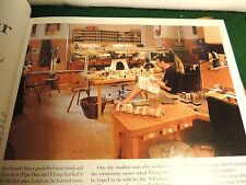 MASTER PIPEMAKER TOM ELTANG ARTICLE GREAT READ P&T SUMMER 2005 PIPES AND TOBAC