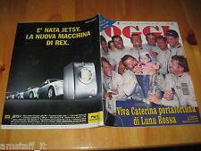 OGGI 2000/7=LUNA ROSSA=LOUIS VUITTON CUP=SARAH FERGUSON=CLAUDIA KOLL=FABIO FAZIO