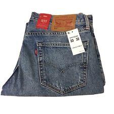 Levi's 511 Slim Stretch Tencel Flex Floral Plant Denim Jeans Men Size 31x30