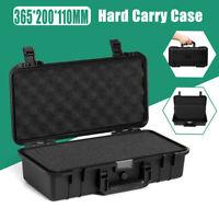 Waterproof Portable Sponge Tool Box Compartment Storage Box Plastic Shockproof