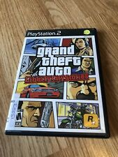 Grand Theft Auto: Liberty City Stories (Sony PlayStation 2, 2006) NB1
