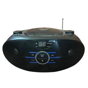 Jensen CD 560 Portable Bluetooth/CD Player with AM/FM Radio
