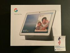 Google Nest Hub Max with Built-in Google Assistant - Charcoal (GA00639-US) NEW