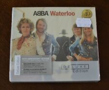 Waterloo [Remaster][Deluxe] by ABBA (CD, DVD, Bonus Trx Jun-2001 Universal) NEW
