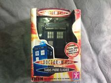6 x CHARACTER OPTIONS NEW DR WHO TARDIS PHONE FLASHER ALERT PRODUCT ENTERPRISE