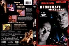 DESPARATE MEASURES  M.Keaton A.Garcia - NEW DVD - FREE POST mmoetwil@hotmail.com
