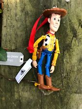 New Disney Parks Christmas Ornament Disney/Pixar Toy Story Articulated Woody