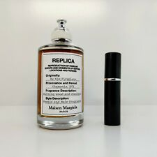 MARGIELA REPLICA - By the Fireplace - 5mL/10mL SAMPLE Decant Glass Atomizer