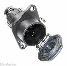 Camion ABS EBS prise de courant 24 volts 7 broches visse contacts remorque arrimage 7638