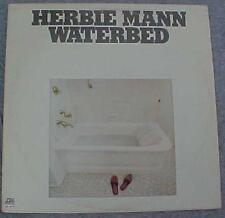 HERBIE MANN ~ WATER BED  VINYL RECORD LP ~ ATLANTIC RECORDS SD 1676
