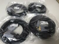 4 X PRO-SIGNAL PSG02870 New Factory Sealed Computer Cables