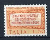 S8041) Italy Republic MNH 1974, Varro Reatino 1v