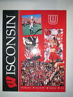 1997 UNIVERSITY OF WISCONSIN BADGERS FOOTBALL PROGRAM VS SAN DIEGO STATE