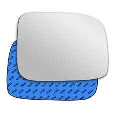 Right wing adhesive mirror glass for GMC Canyon 2004-2015 551RS