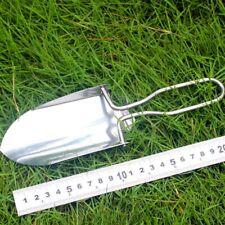Schaufel kleine klappbare Gartenschaufel aus Edelstahl