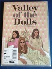 Valley Of The Dolls Dvd Criterion Collection Sharon Tate Brand New