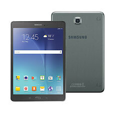 New Samsung Galaxy Tab A 16GB Wi-Fi +4G T-Mobile Smoky Titanium Android Tablet