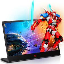 """Deco Gear 15.6"""" 1920x1080 Portable Monitor, 60Hz, IPS, Touchscreen"""