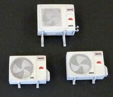 Plus Model 1/35 Air-Conditioners (Resin+PE+Decals)