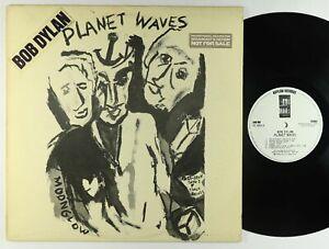 Bob Dylan - Planet Waves LP - Asylum PROMO