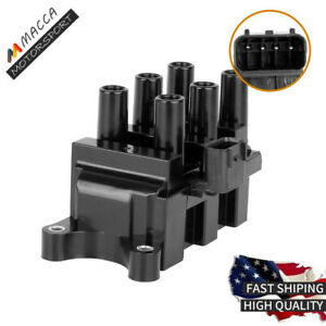 Ignition Coil for Ford F-150 E-150 Ranger Taurus Mustang Mercury Mazda