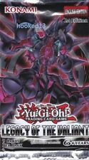 Yu-Gi-Oh Legacy Of The Valiant Single Booster Pack