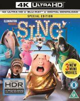 Sing 4K Ultra HD Nuovo 4K UHD (8311353)