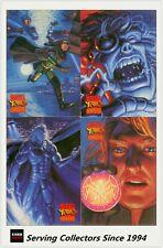 1997 Marvel X-Men 2099 Oasis Trading Card Base Full Set (90)