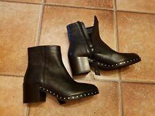 *NEU* Boots Stiefelette  Gr.38 von Otto Kern Leder mit Glitzersteinen
