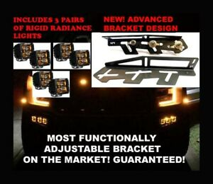 2017-2020 Ford Raptor Rigid Radiance Fog lights light Kit F-150 18 19 BASE KIT