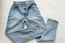 Vintage 90s Women Calvin Klein Jeans Size 6 Blue Jean 100% Cotton Style BDZH135