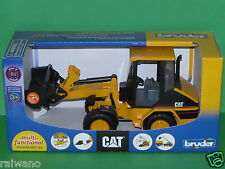 Bruder 02441 Cat® Kompaktgelenkradlader Blitzversand per DHL-Paket