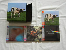 PINK FLOYD JAPAN 4 titles CD PROMO BOX SET VOL 2