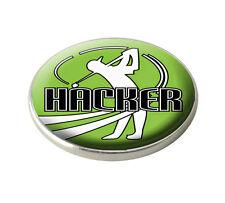 "ASBRI "" HACKER "" GOLF BALL MARKER."