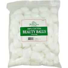 Cotton Balls 100% Pure Cotton 100 - Cosmetic, Make Up, Nail Wipes by FantaSea