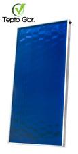 Colector Plano Colector Solar Unidad Solar Solar Agua Caliente