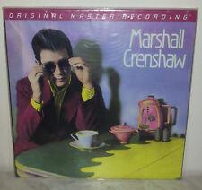 LP MARSHALL CRENSHAW - SAME - SELF TITLED - MFSL - NUMBERED - NUOVO NEW