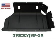 "1987-1995 Jeep YJ Wrangler 15/20 gal. ""Plastic"" fuel tank skid plate"