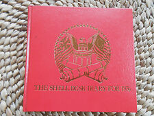 Vintage 'The SHELL Desk Diary for 1976' - Bicentennial Edition