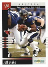 2003 Score Football Base Singles #1-250 (Pick Your Cards)