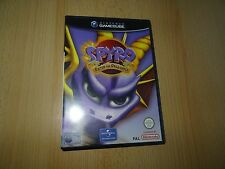 SPYRO ENTER THE DRAGONFLY NINTENDO GAMECUBE PAL MINT COLLECTORS