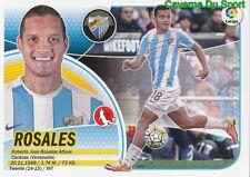 03 ROBERTO ROSALES VENEZUELA MALAGA.CF CARACAS.FC STICKER LIGA 2017 PANINI