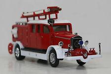 Matchbox Collectibles - Fire Series - YFE07 - 1938 Mercedes KS15 Fire Truck Iss1
