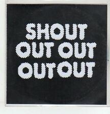 (ER866) Shout Out Out Out Out, Guilt Trips Sink Ships - 2009 DJ CD