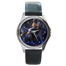 LOL Shyvana Kid's mens womens unisex leather wrist watch