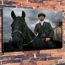 Peaky Blinders Printed Canvas Picture Multiple Sizes 30mm Deep Thomas Shelby.