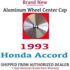 1993 Honda Accord Genuine OEM Alloy Wheel Center Cap       (44732-SM4-A33 x 4)