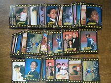 PANINI LIKE COMPLETE SET OF 100 CARDS OF WEBSTER