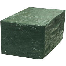 BBQ COVER OUTDOOR GARDEN PATIO FURNITURE WATERPROOF GREEN COVER BARBECUE PROTECT